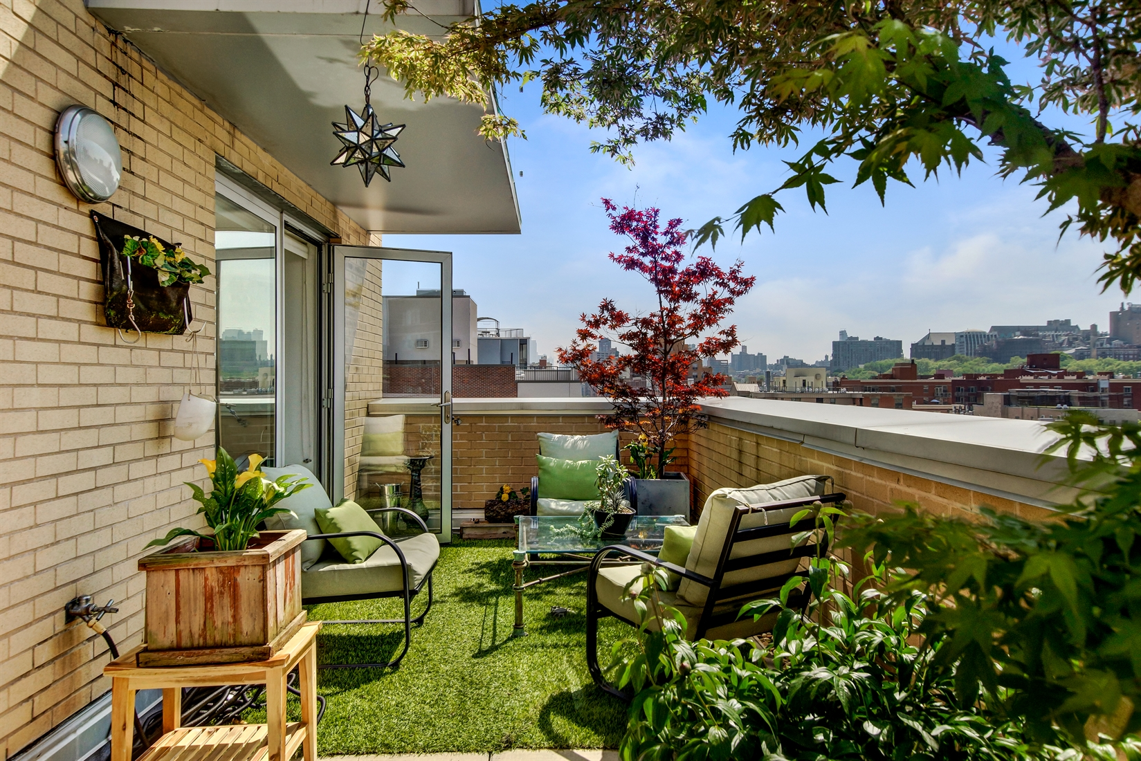 2280 FREDERICK DOUGLASS B, 9C, Outdoor Space