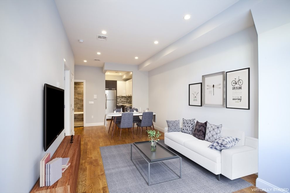 Large Living Dining Area