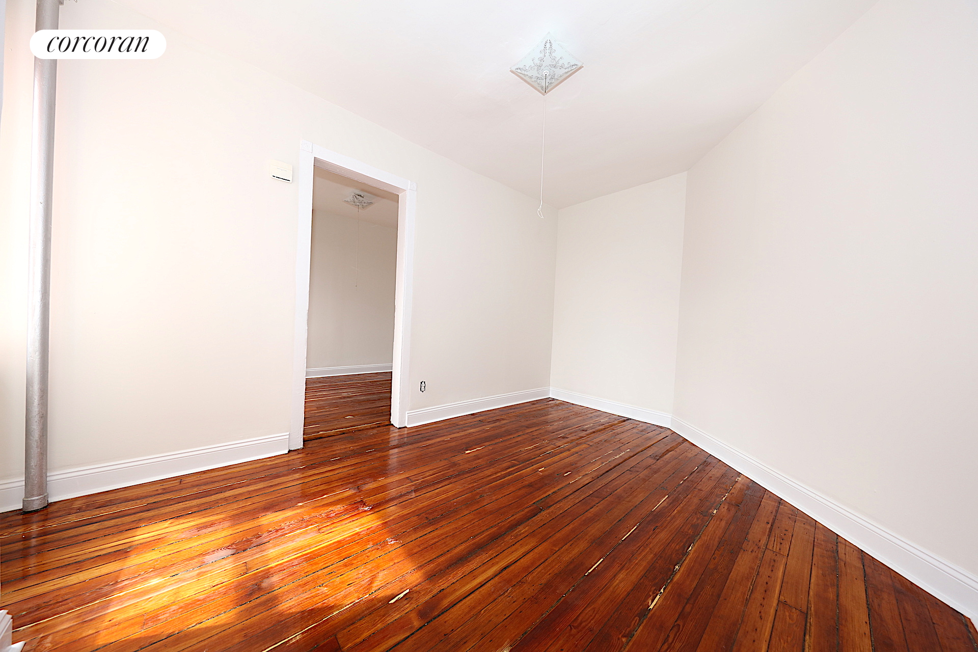 76 India Street, A25, Living Room