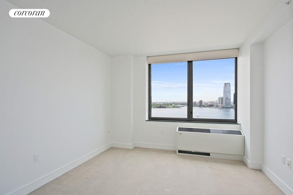 2nd BR with Direct Hudson River Views