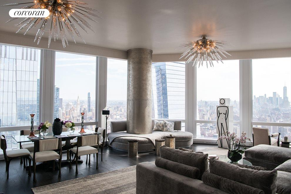 Expansive Corner Great Room