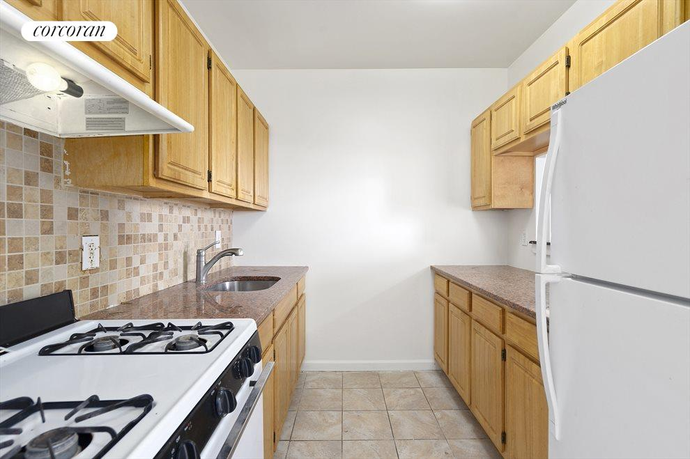 Second Residential unit kitchen