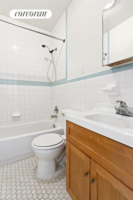 Second Residential unit bathroom