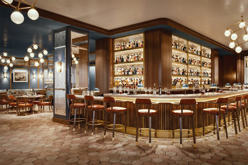 Harry's Table by Cipriani Restaurant Bar