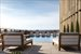 35 HUDSON YARDS, 5704, Outdoor swimming pool and deck