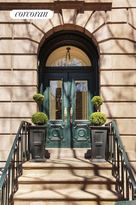Grand Entrance into 483 West 22nd Street