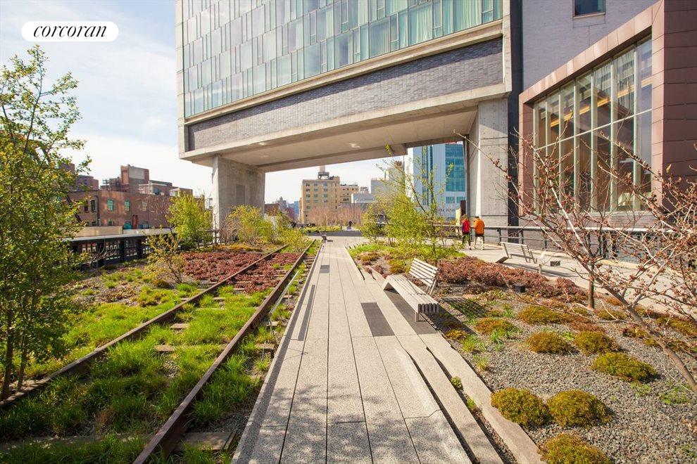 High Line Park!
