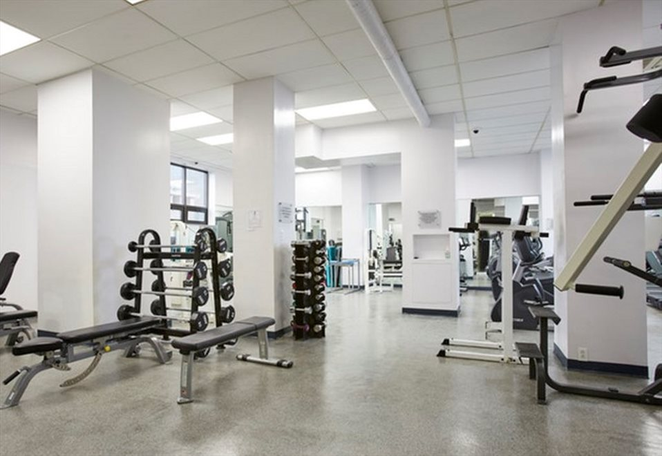 860 West Tower, Inc Apartment Building | View 860 United Nations Plaza | Fitness Center