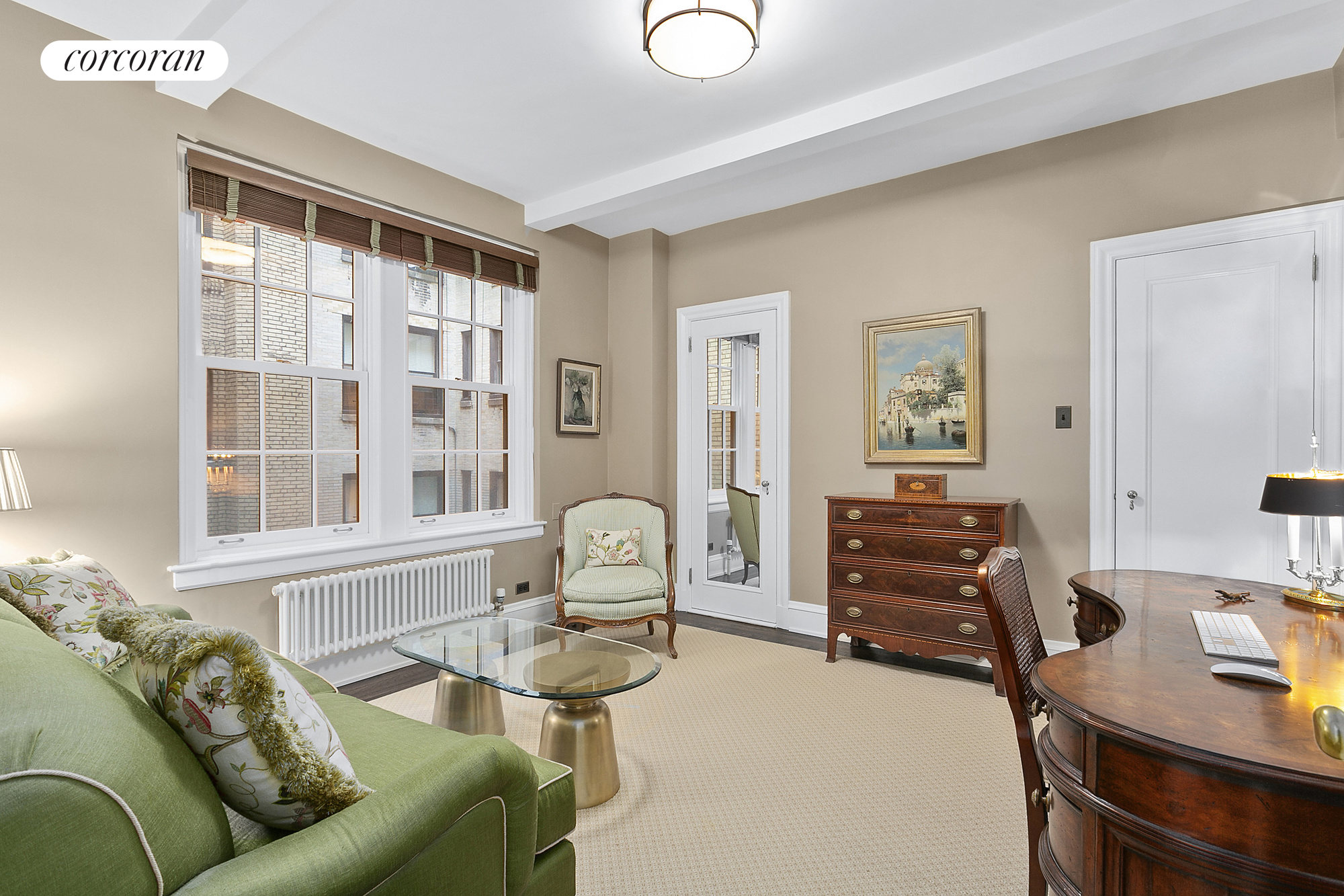 40 West 67th Street, 4B, Living Room