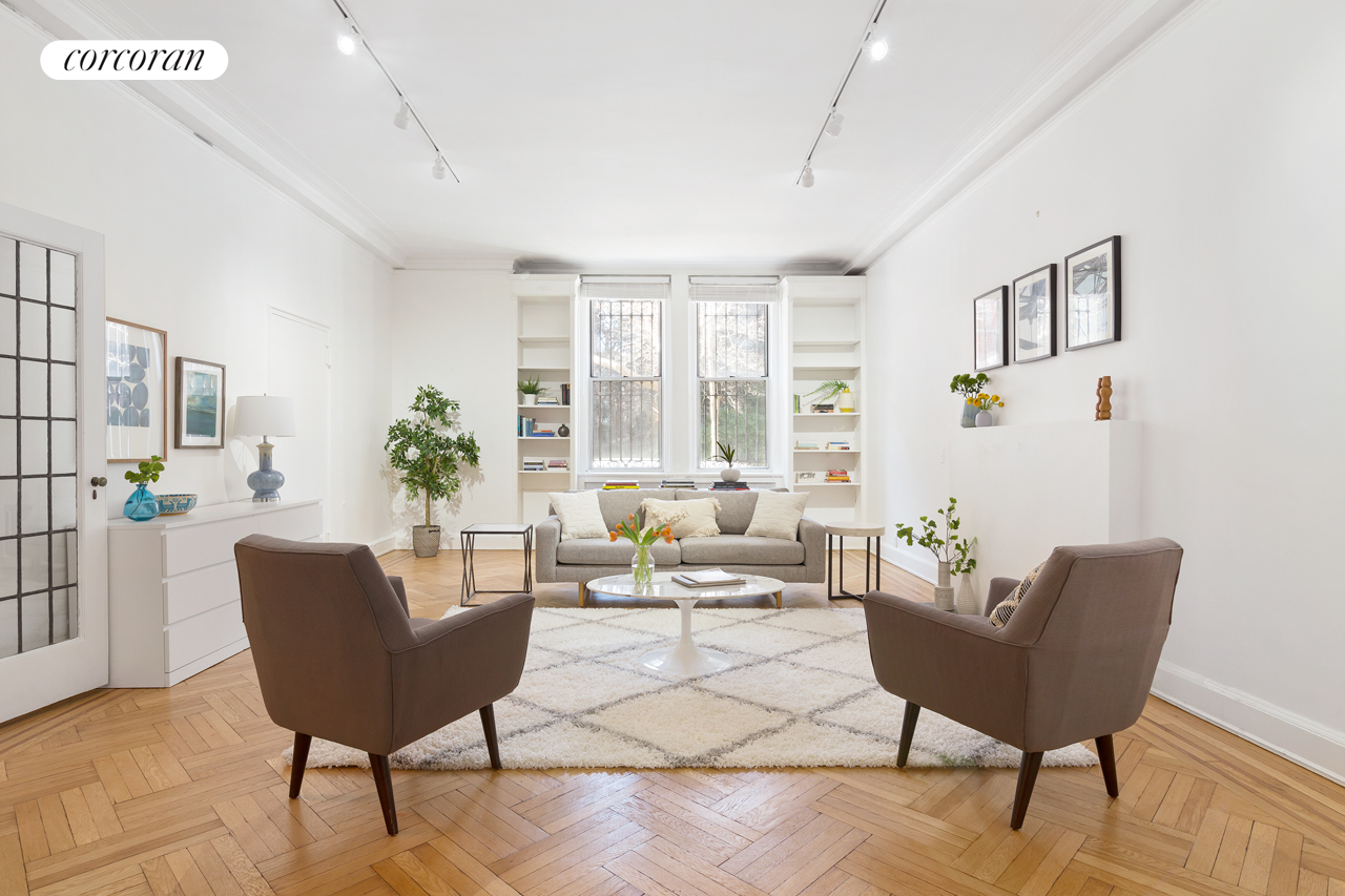 35 Prospect Park West, 2D, Living Room