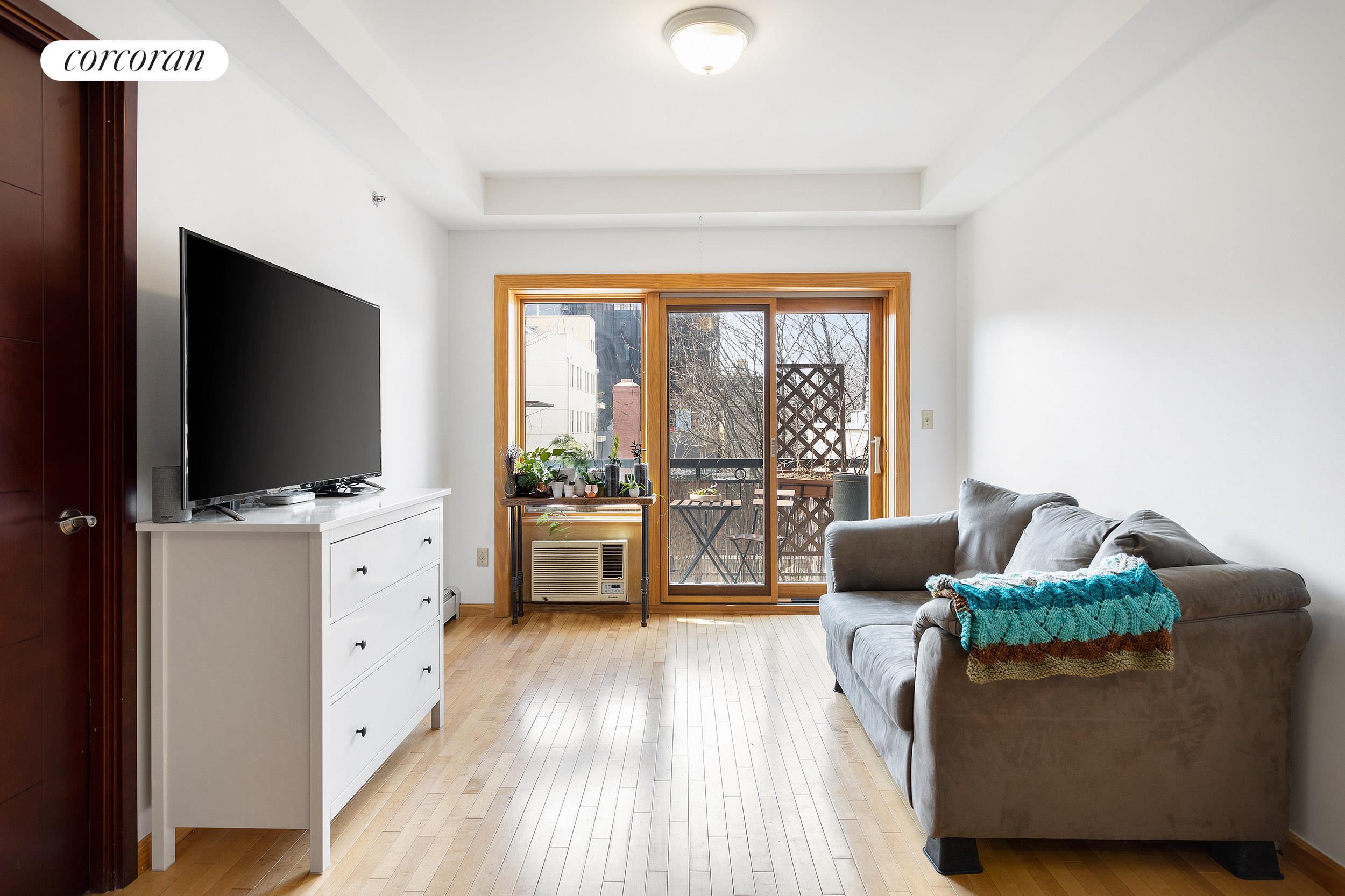 228 Bushwick Avenue, 3F, Living Room
