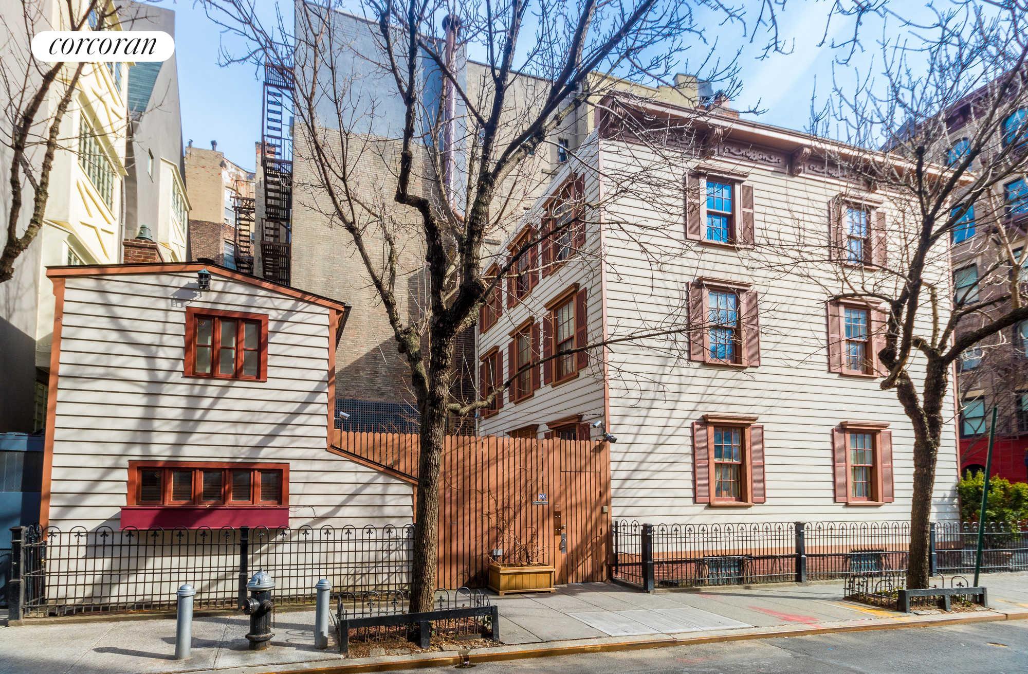 17 Grove Street W. Greenwich Village New York NY 10014