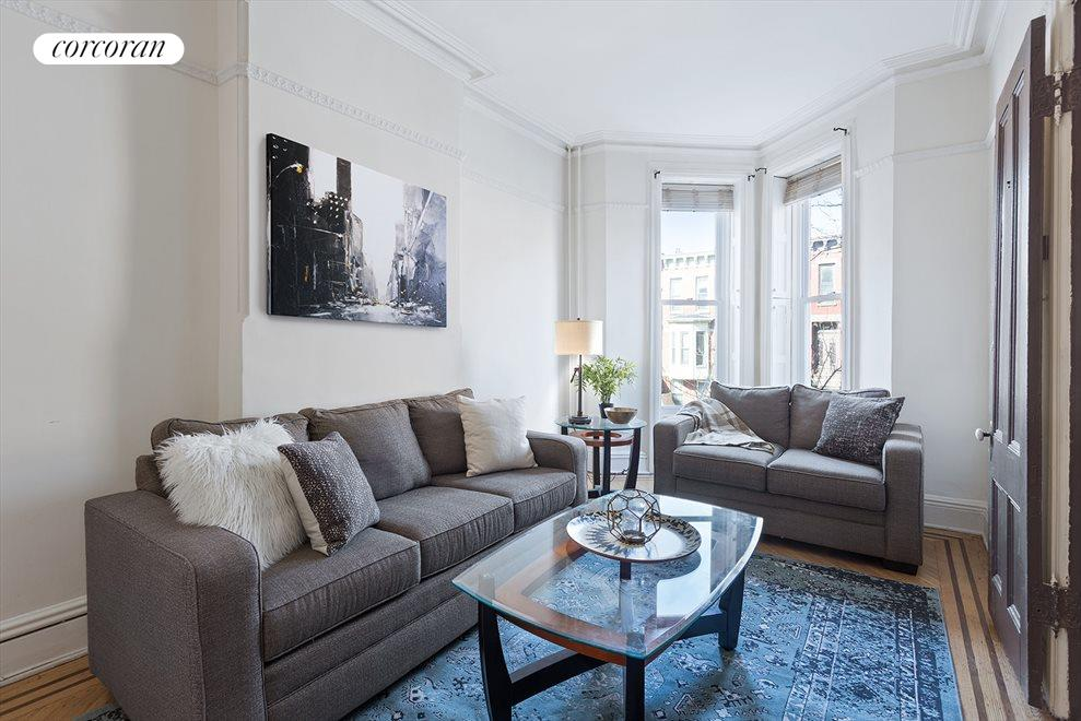 New York City Real Estate | View 266 11th Street | 6 Beds, 2.5 Baths
