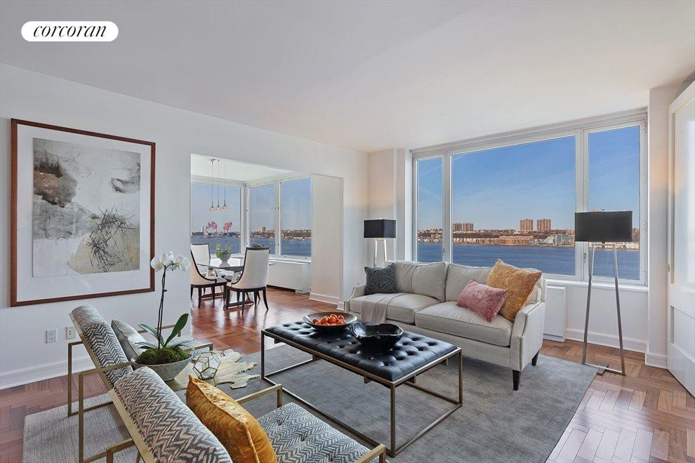 New York City Real Estate | View 220 Riverside Blvd, #11JK | 5 Beds, 5.5 Baths