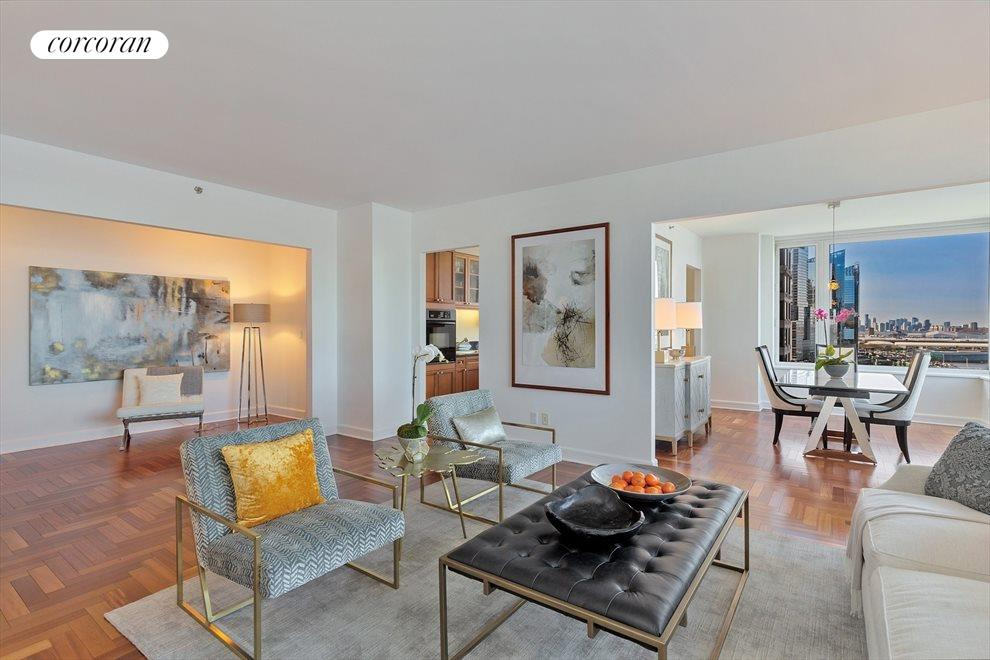 New York City Real Estate | View 220 Riverside Blvd, #11JK | room 1