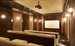 70 Matthews Lane, home theater