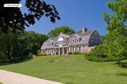 Distinguished Estate With Tennis and Guest Cottage, East Hampton