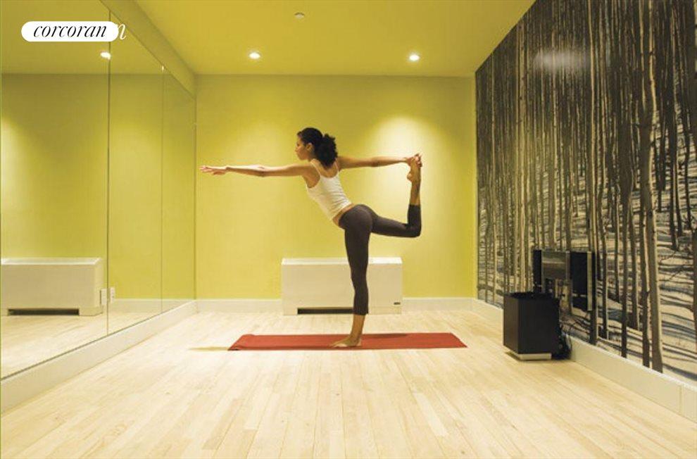 2 Yoga studios