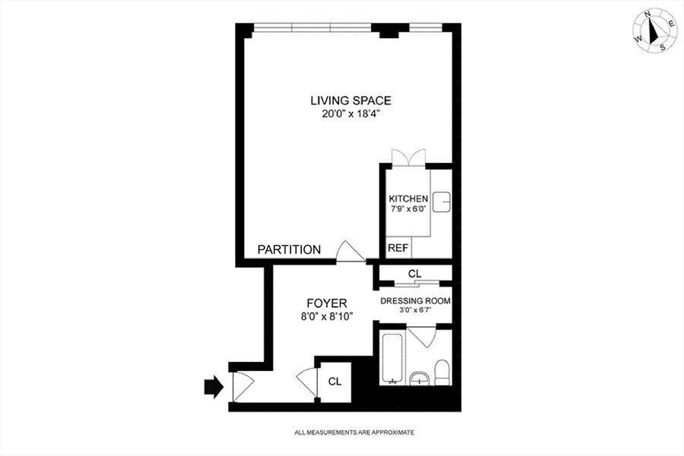 New York City Real Estate | View West 12th Street | Floorplan 2