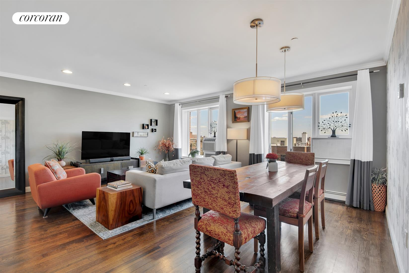 1138 Ocean Avenue, PH8F, Spacious open concept for better entertaining