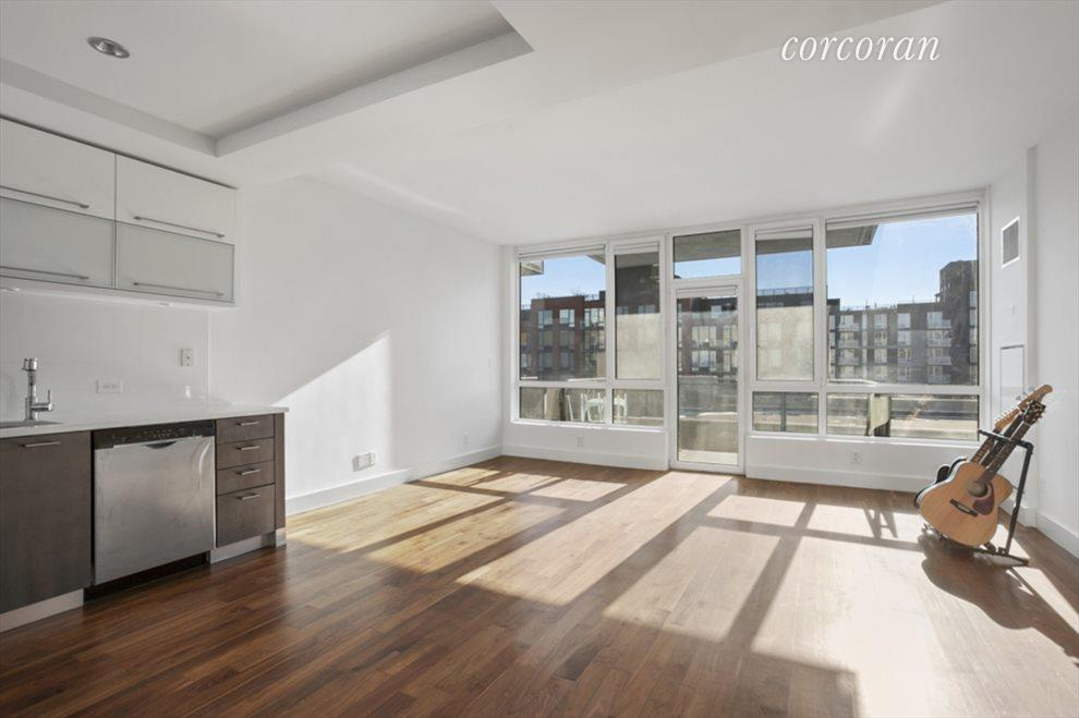 New York City Real Estate | View 214 North 11th Street, #5-H | room 1