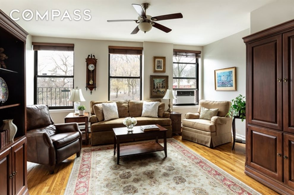 New York City Real Estate | View Eastern Parkway | 3 Beds, 2 Baths