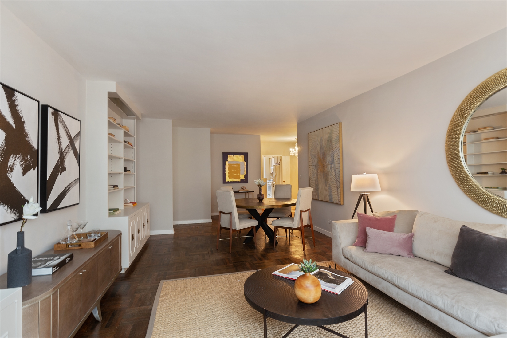 35 East 85th Street, 10A, Living Room