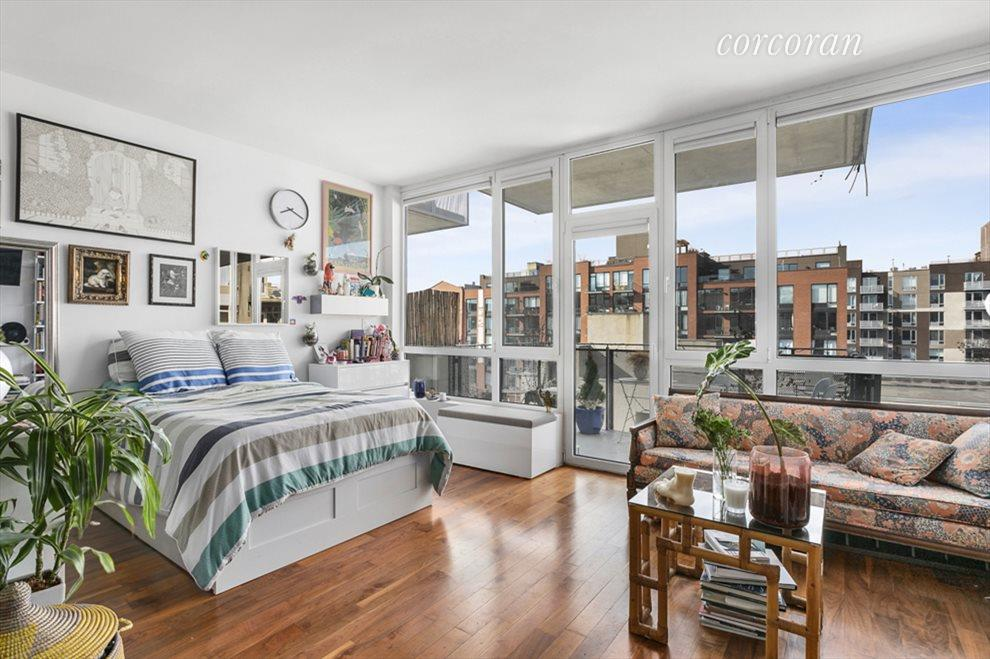 New York City Real Estate | View 214 North 11th Street, #5-H | 1 Bath