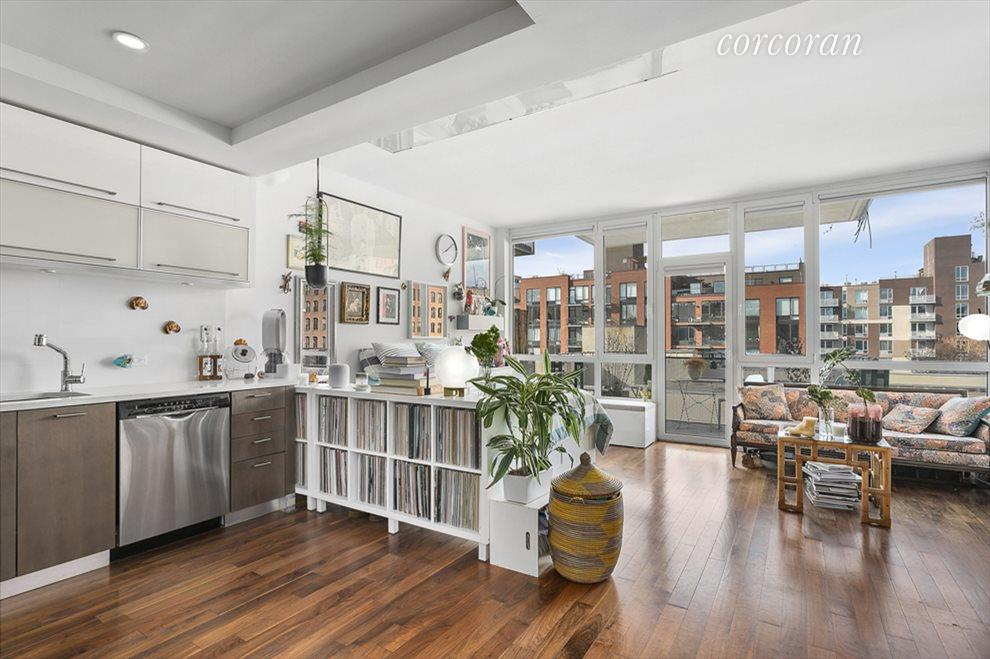 New York City Real Estate | View 214 North 11th Street, #5-H | room 3