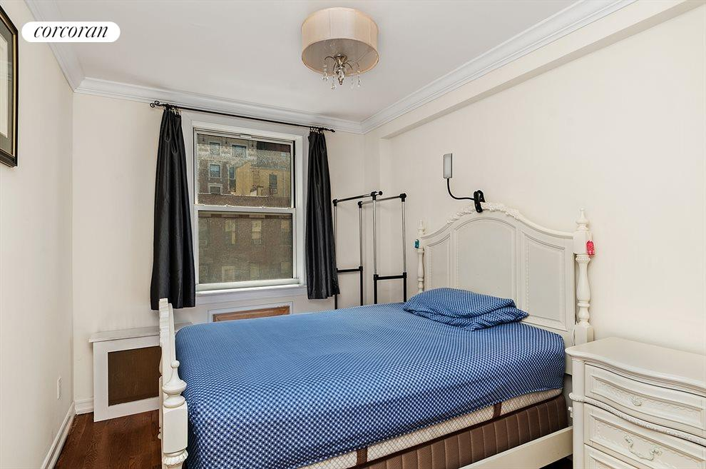 New York City Real Estate | View 264 West 77th Street, #10 | Bedroom