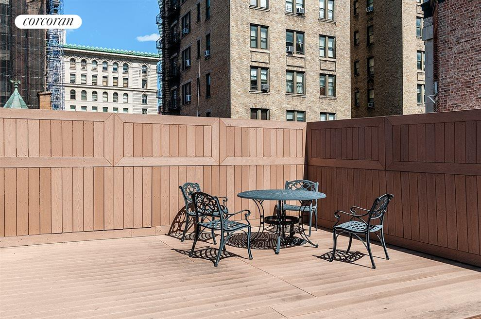 New York City Real Estate | View 264 West 77th Street, #10 | Roof