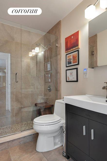 Renovated and Modern Bathroom
