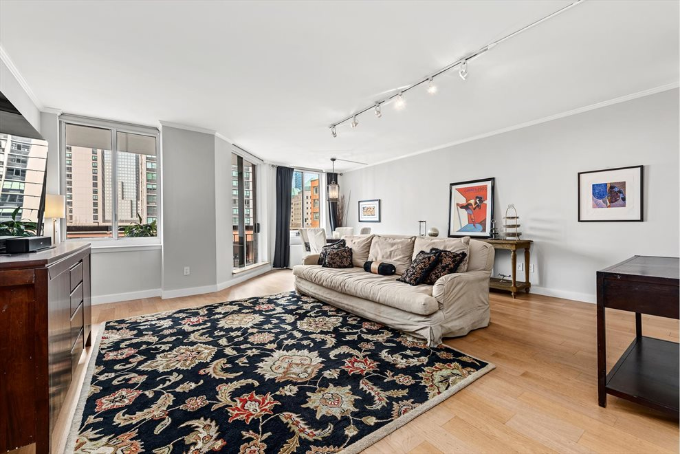 New York City Real Estate | View Rector Place | 2 Beds, 2 Baths
