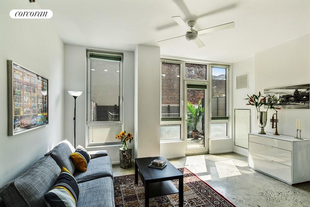 New York City Real Estate | View 214 North 11th Street, #1W | 1 Bath
