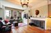 39 Fifth Avenue, 6B, Stately Fireplace