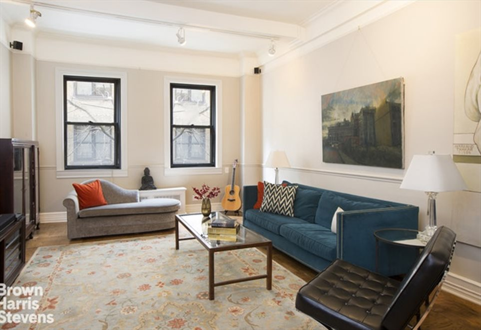 New York City Real Estate | View Eastern Parkway #1C | 3 Beds, 2 Baths