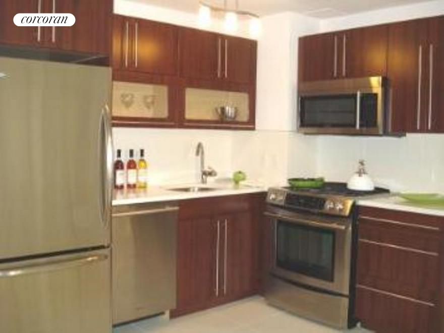 302 2nd Street, 8D, Kitchen