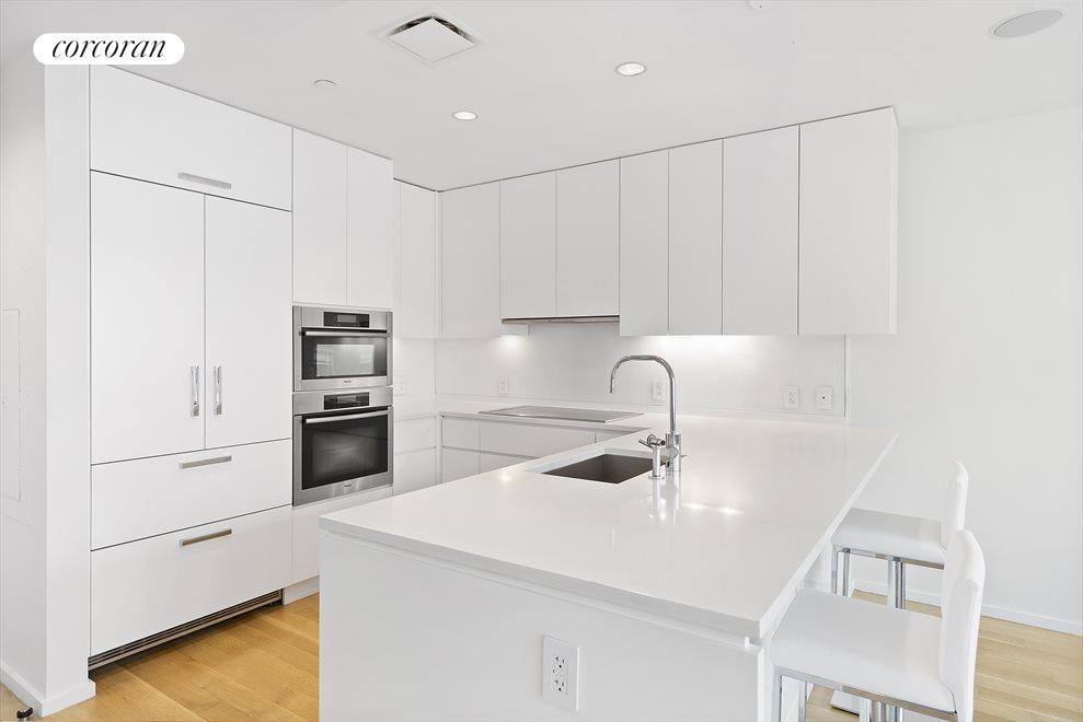 New York City Real Estate | View 425 West 53rd Street, #PH2 | Open Chef's Kitchen