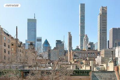 New York City Real Estate | View 125 East 65th Street | Rooftop View