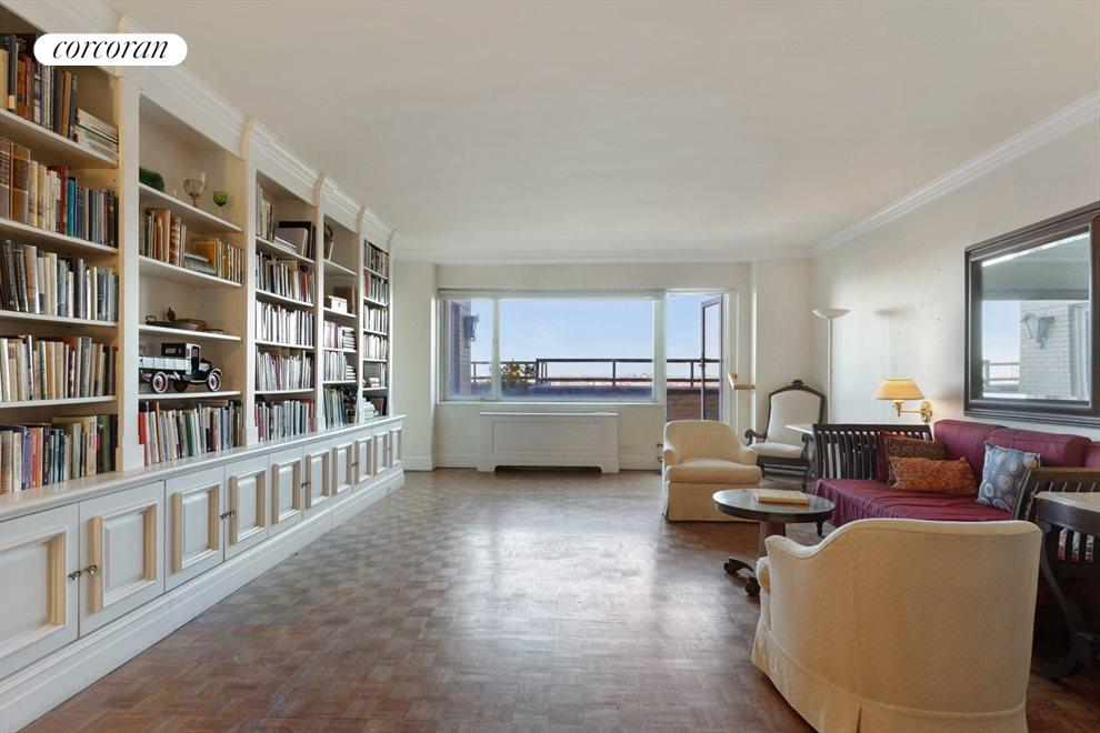 New York City Real Estate | View 180 East End Avenue, #PHG | Living Room