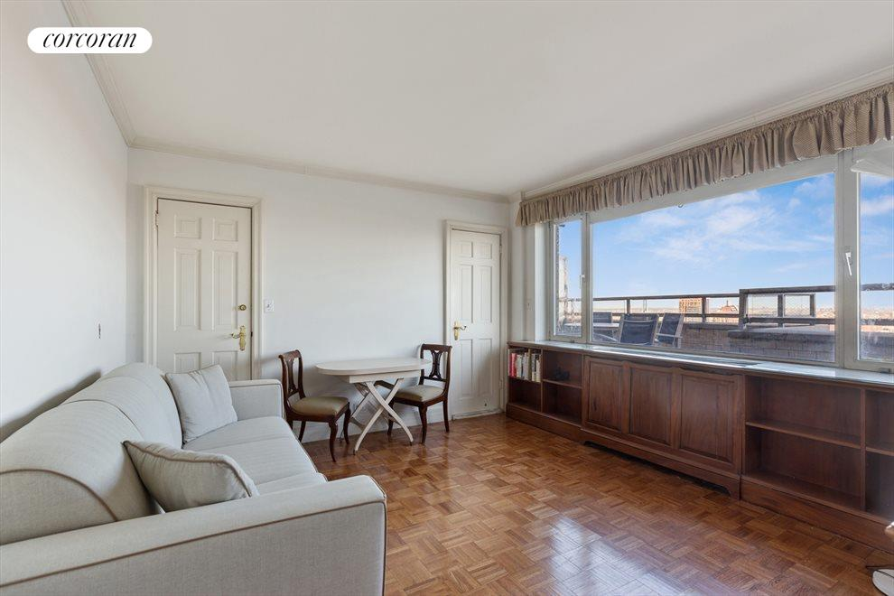New York City Real Estate | View 180 East End Avenue, #PHG | Bedroom