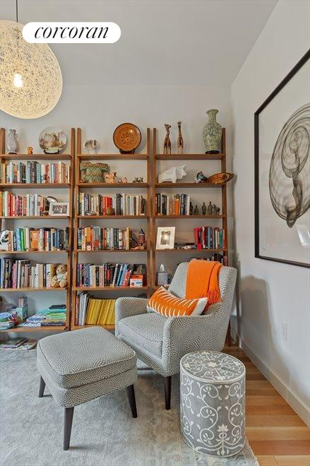 Library/Den or Playroom