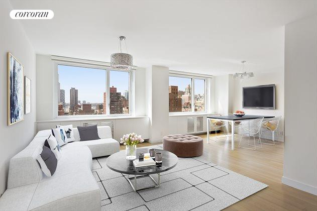 301 West 53rd Street, Apt. 13E, Midtown West