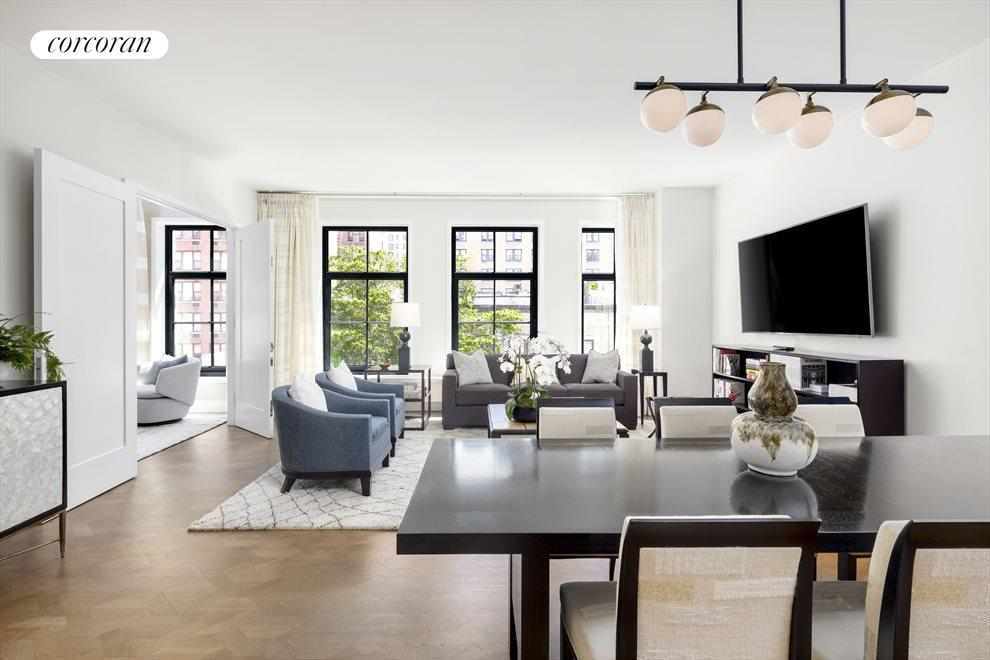 New York City Real Estate | View 207 West 79th Street, #5A | separate dining area