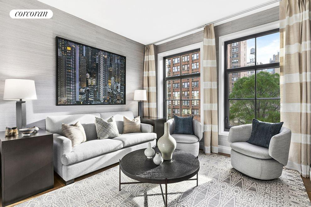 New York City Real Estate | View 207 West 79th Street, #5A | 4th bedroom and/or study