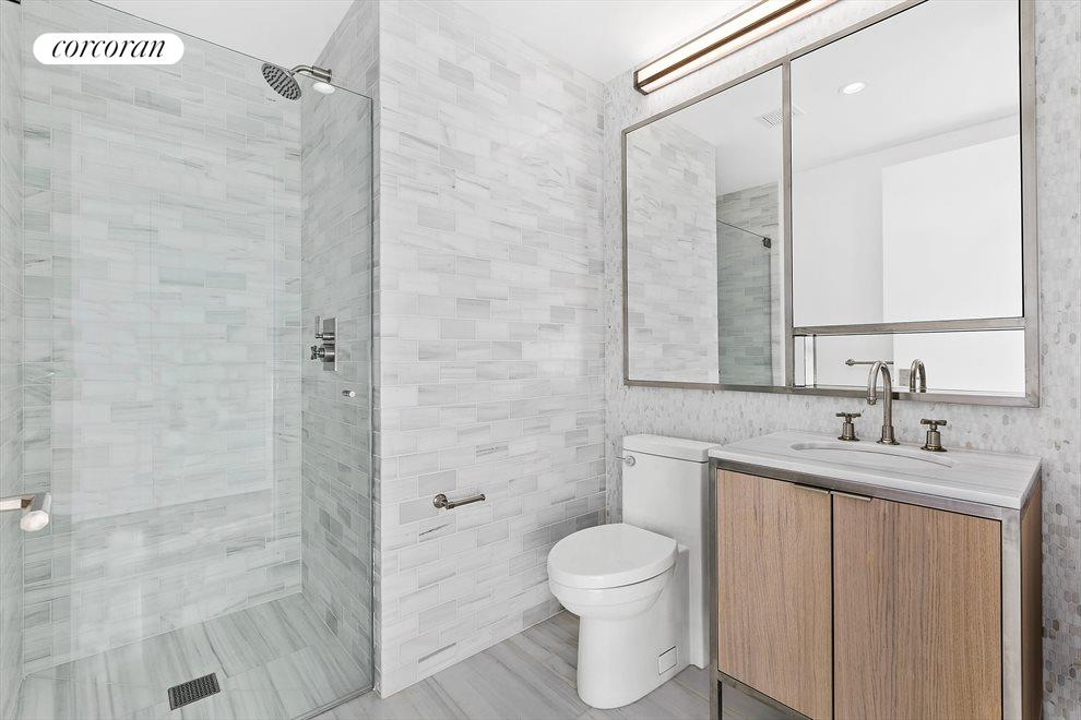 New York City Real Estate | View 207 West 79th Street, #5A | the 2nd and  3rd Bathrooms are all very large