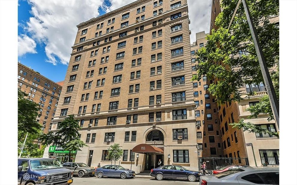 New York City Real Estate | View 215 West 88th Street, #10G | 215 West 88th Street