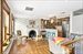 371 Carlton Avenue, Living/dining upstairs with upper roof deck