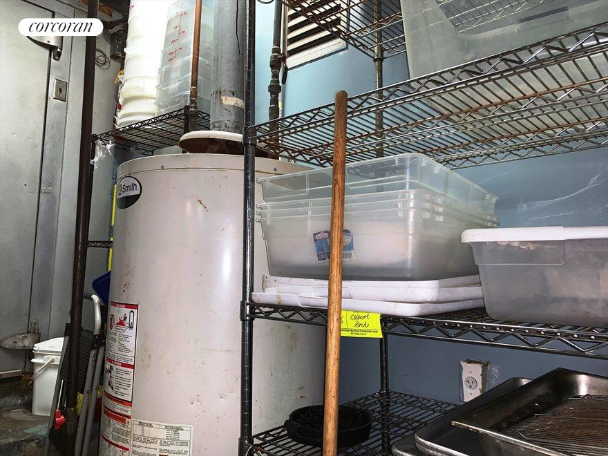 Hot Water Heater and Storage