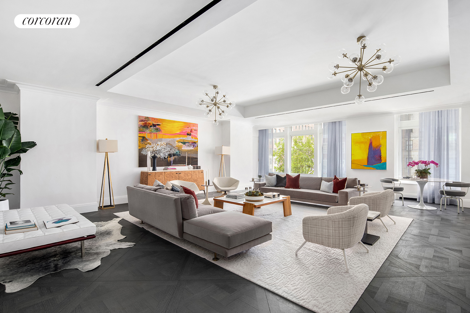 1010 PARK AVE Terrace Duplex, New York, NY 10028